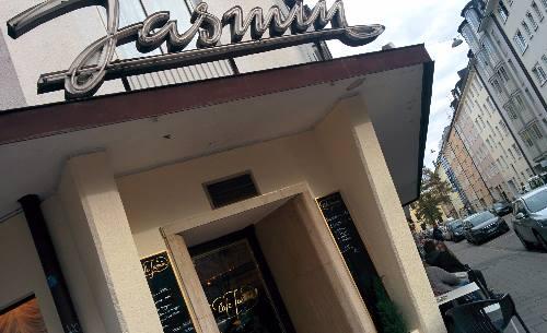 Kult-Cafes in München: Cafe Jasmin