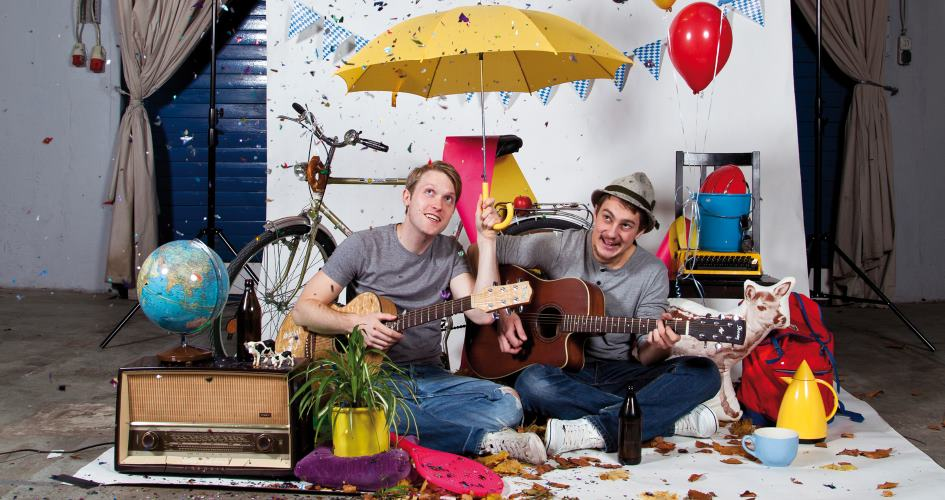 Bands aus Bayern: Zwoa Bier