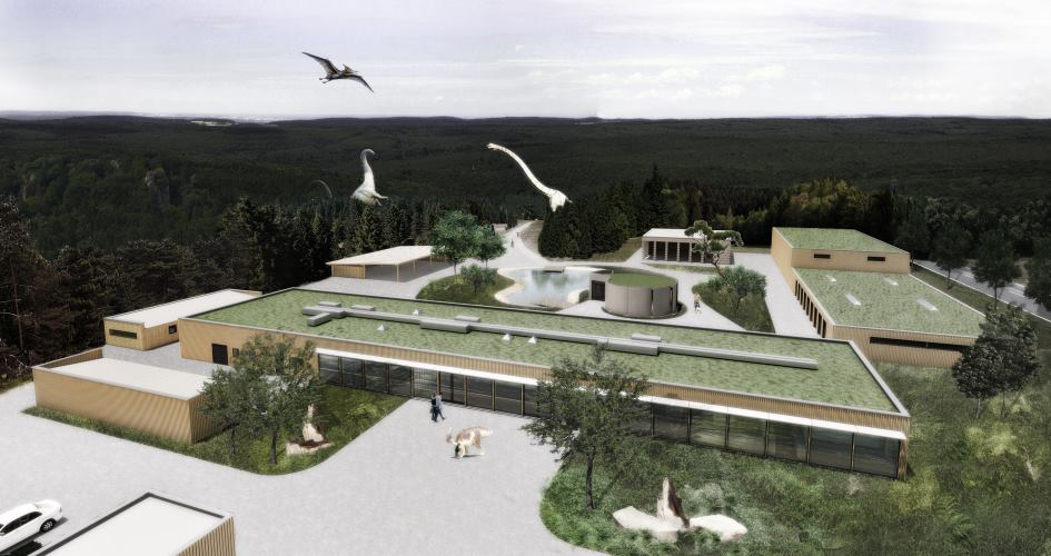 Dinosauerierpark Denkendorf