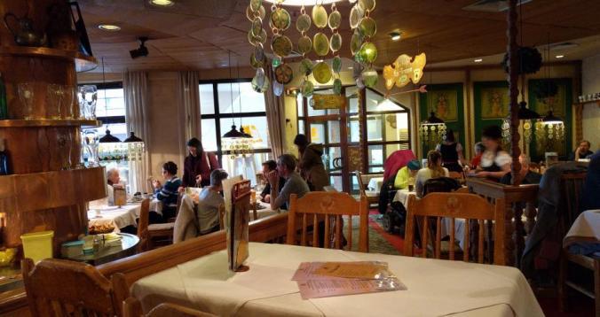 Cafe Guglhupf Gastraum