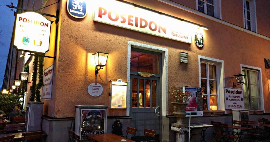 Das Delphi-Orakel – die besten Griechen in München: POSEIDON (Haidhausen)