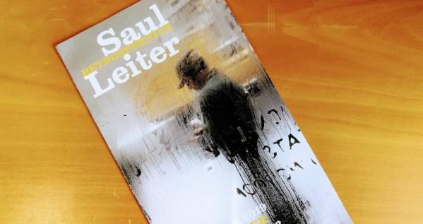 Saul Leiter Kunstfoyer