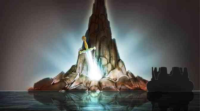 Legendärer Mythos von Excalibur erwacht im Movie Park Germany zum Leben