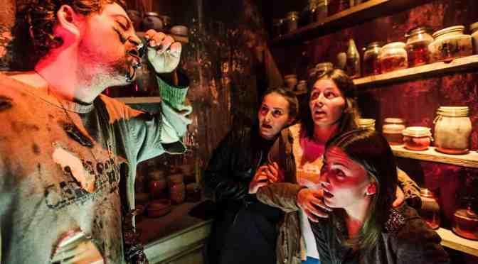 So wird Traumatica die Horror Nights im Europa Park Rust