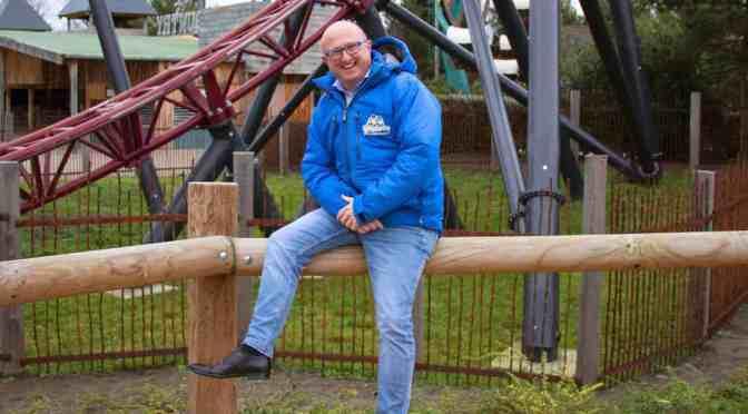 Wouter Dekkers verlässt niederländischen Themenpark!