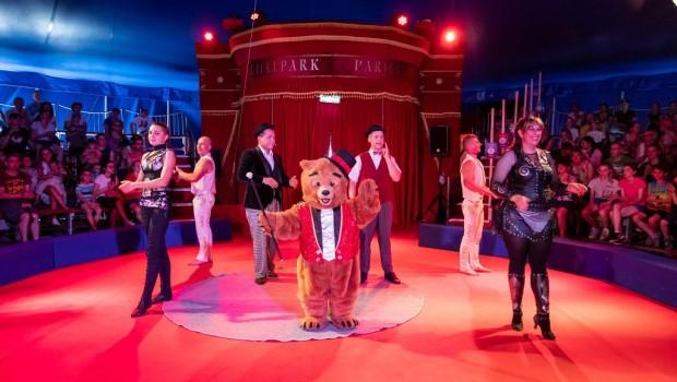 Eifelpark präsentiert Neue Zirkus Show