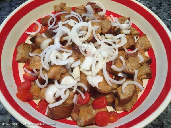 🌱 Bread Salad à la Freja 🌱 Bread Salad à la Freja 🌱 Bread Salad à la Freja 🌱 Bread Salad à la Freja 🌱 Bread Salad à la Freja 🌱 Bread Salad à la Freja