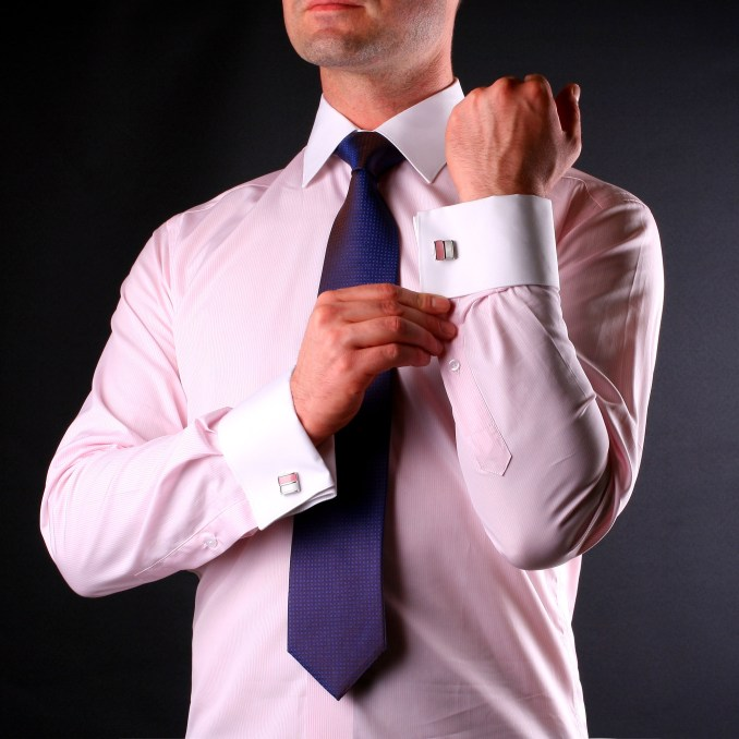 Image Result For Dress Shirts With White Collars