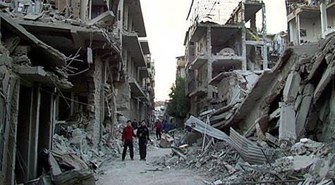 Syrie: l'opposition soutenue par l'Occident a attaqué les civils, selon l'HRW.