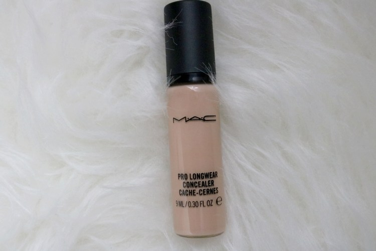 MAC Cosmetics concealer review