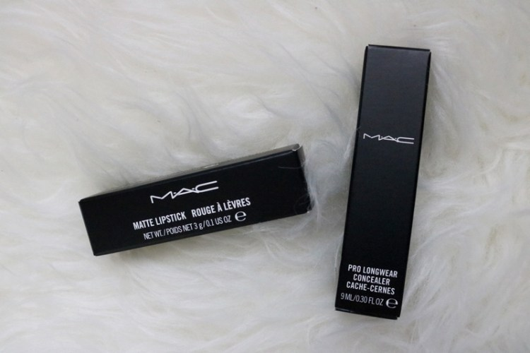 MAC Cosmetics products review