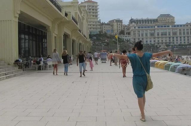 南フランスのインターナショナルバレエ学校でも短期留学や研修有!