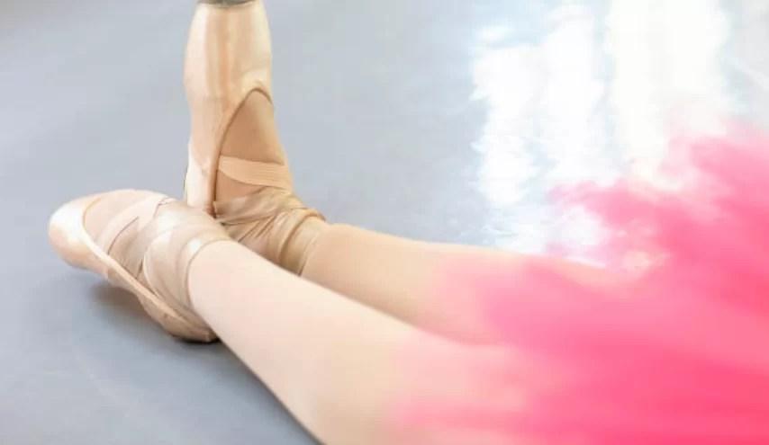 甲が出ないを解消しよう!フランスのバレエ学校の解剖学編
