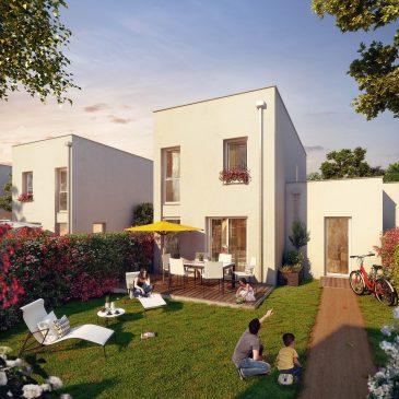 Le programme de logements connectés Cérès, Blagnac (Haute-Garonne).