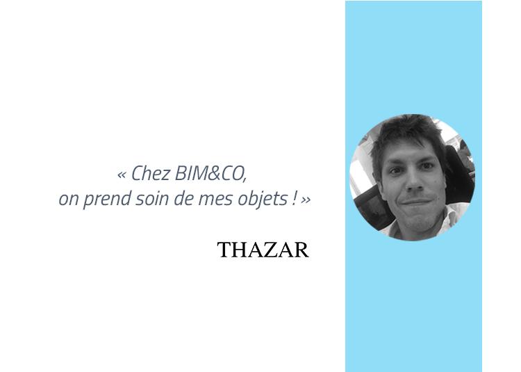 Interview de Balthazar Céméli, Content Partner sur BIM&CO