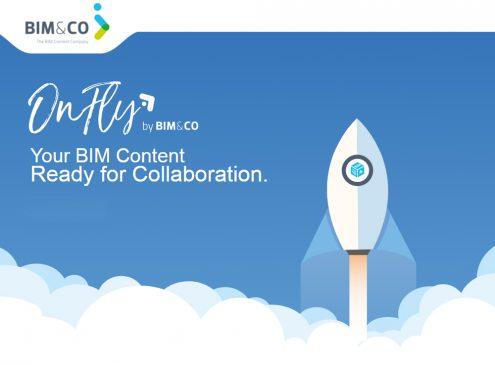La plateforme Onfly permet à la fois de partager ses bibliothèques privées d'objets dans le cloud et de collaborer spécifiquement sur les objets fabricants, avec ses partenaires industriels