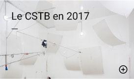 Le CSTB en 2017