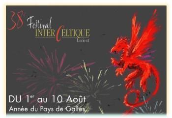 festival interceltique 2008 poster