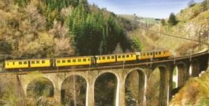 little yellow train