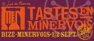Minervois Tastes poster