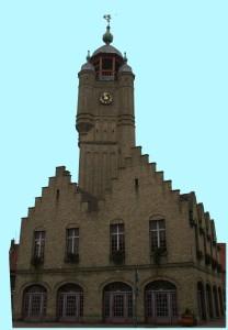 Belfry at Bergues