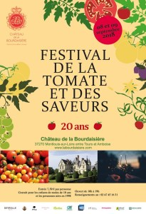 Tomato Festival poster