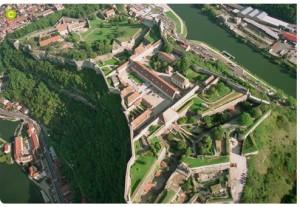 Citadelle at Besancon