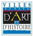Villes d'Art et d'Histoire logo