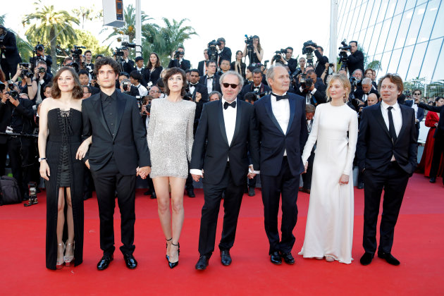 Charlotte Gainsbourg - Cannes Film Festival 2017