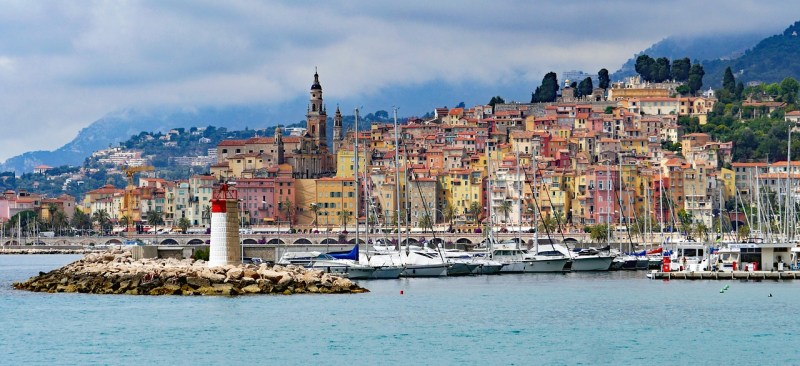 Image article Top favourite places in France - Frenchictouch - Menton - French Riviera
