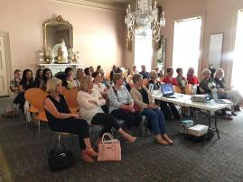 Gallery-Workshops9 paris to provence frenchictouch audience