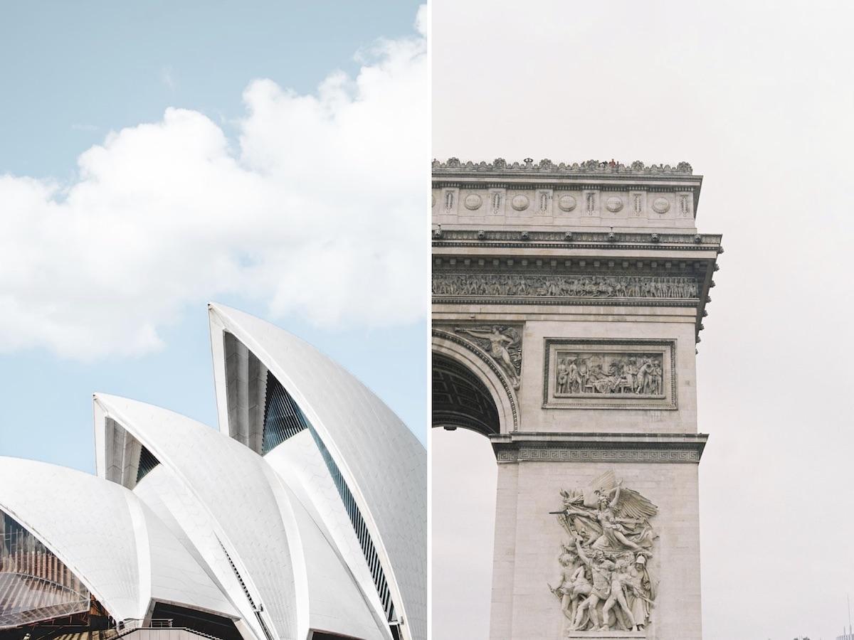 France versus Australia