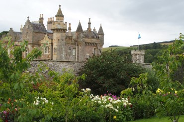 Abbotsford house borders walter scott