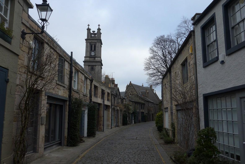 La rue où on aurait aimé avoir une petite maison : Circus Lane !
