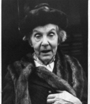 Infamous madam Dora Noyce. Picture: TSPL