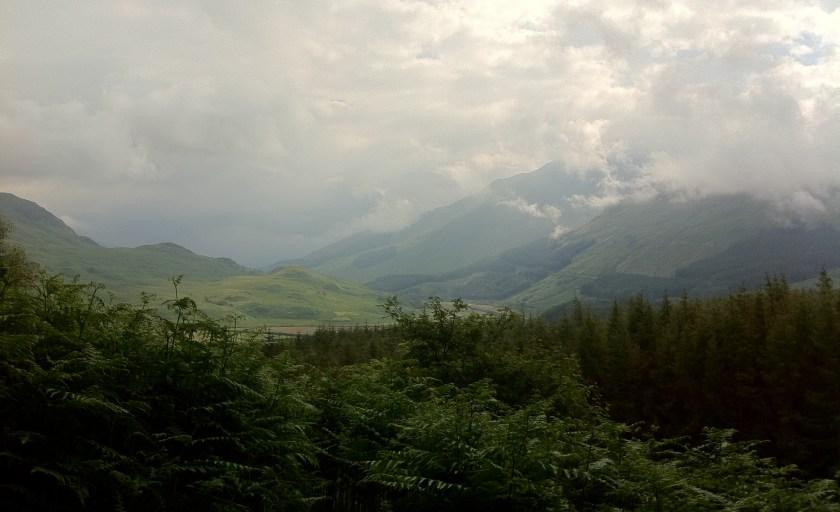 West Highland Way – Reprise en douceur, ou presque
