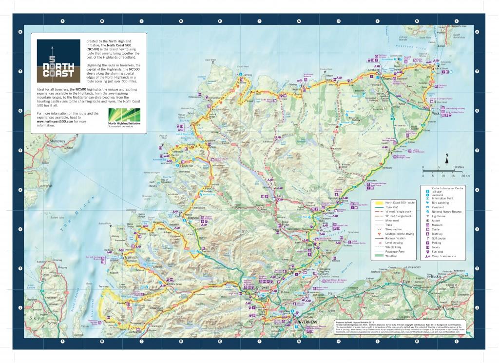 scotland + NC500