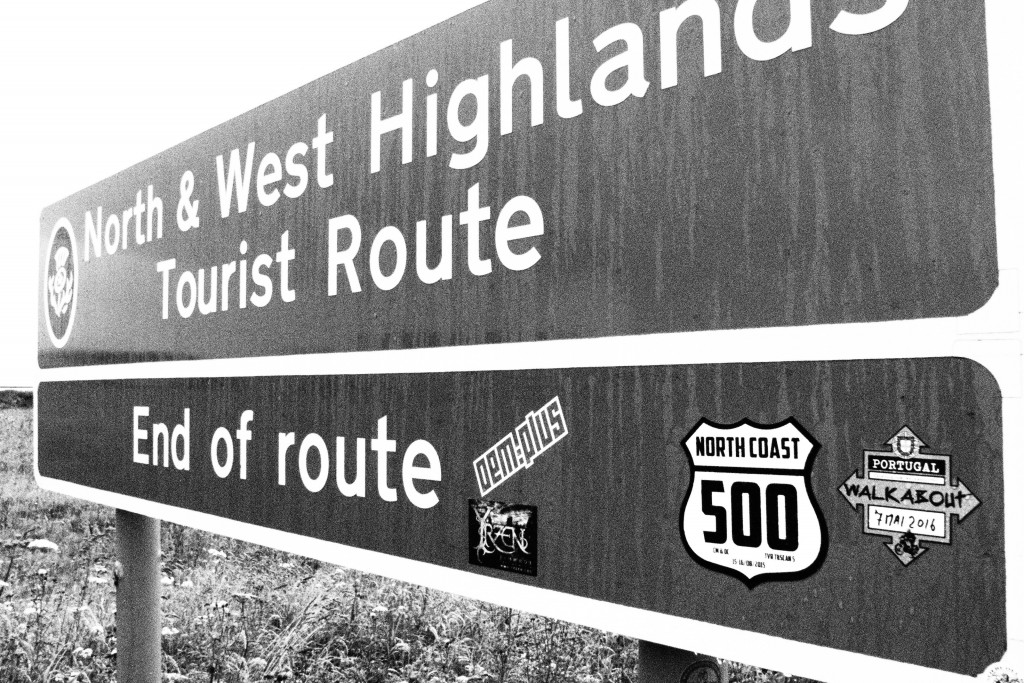 Scotland + North Coast 500