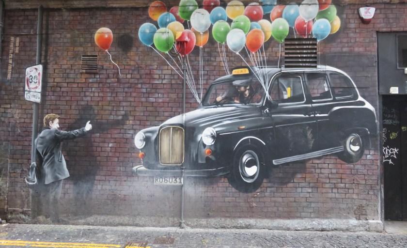 Glasgow, capitale écossaise du street art