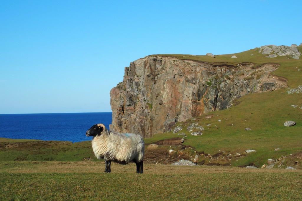gearrannan scotland lewis ecosse