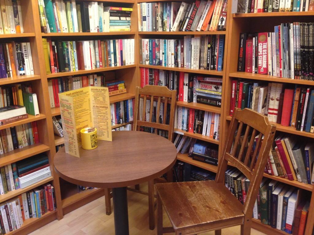 books and beans aberdeen
