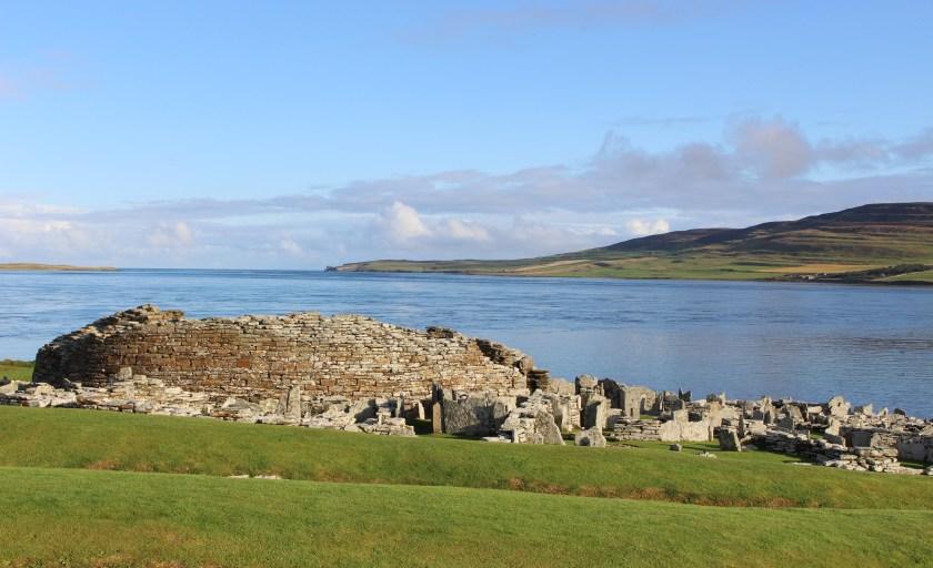 Voyager dans le temps à Orkney