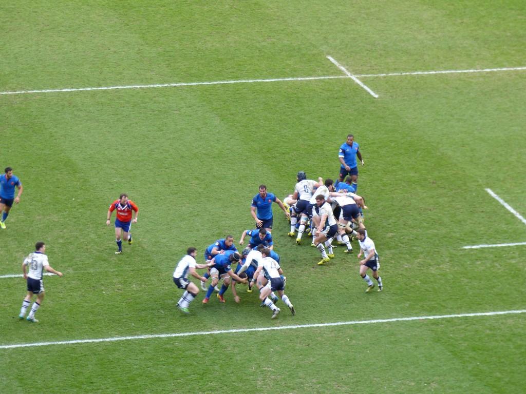 Rugby en Ecosse