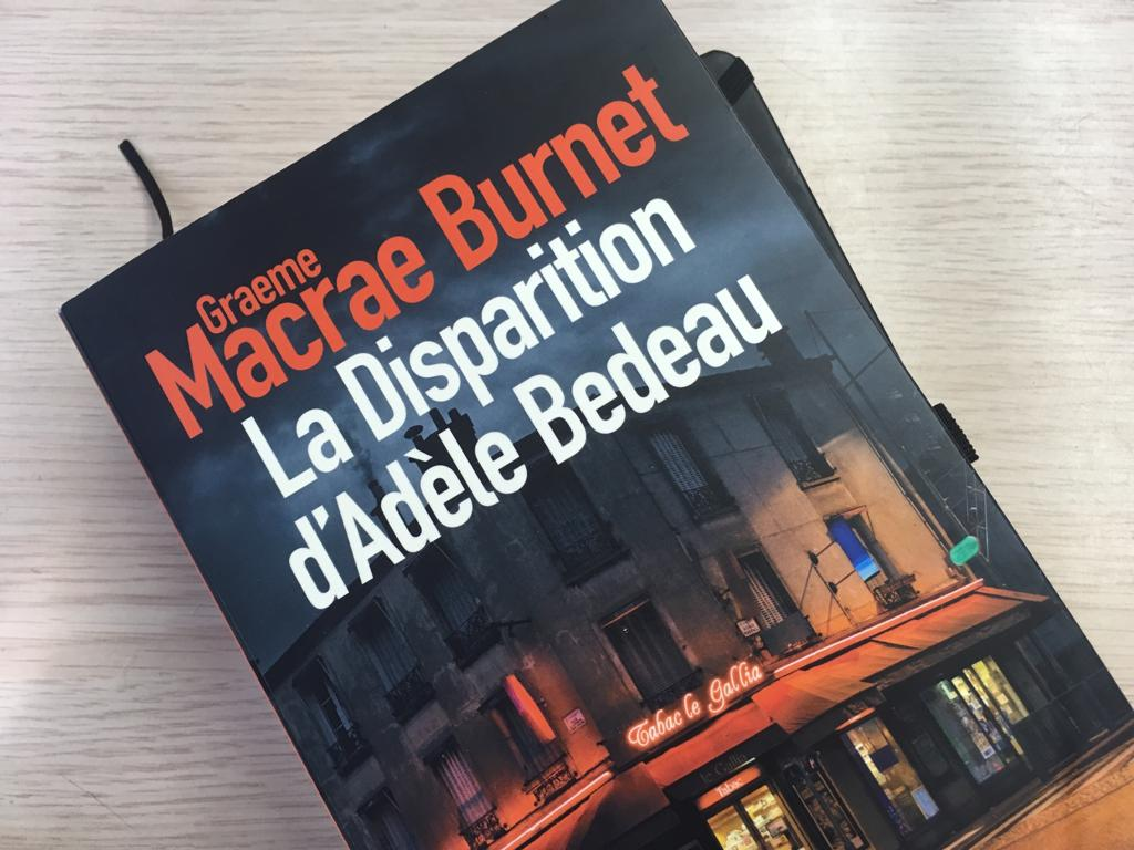 macrae burnet