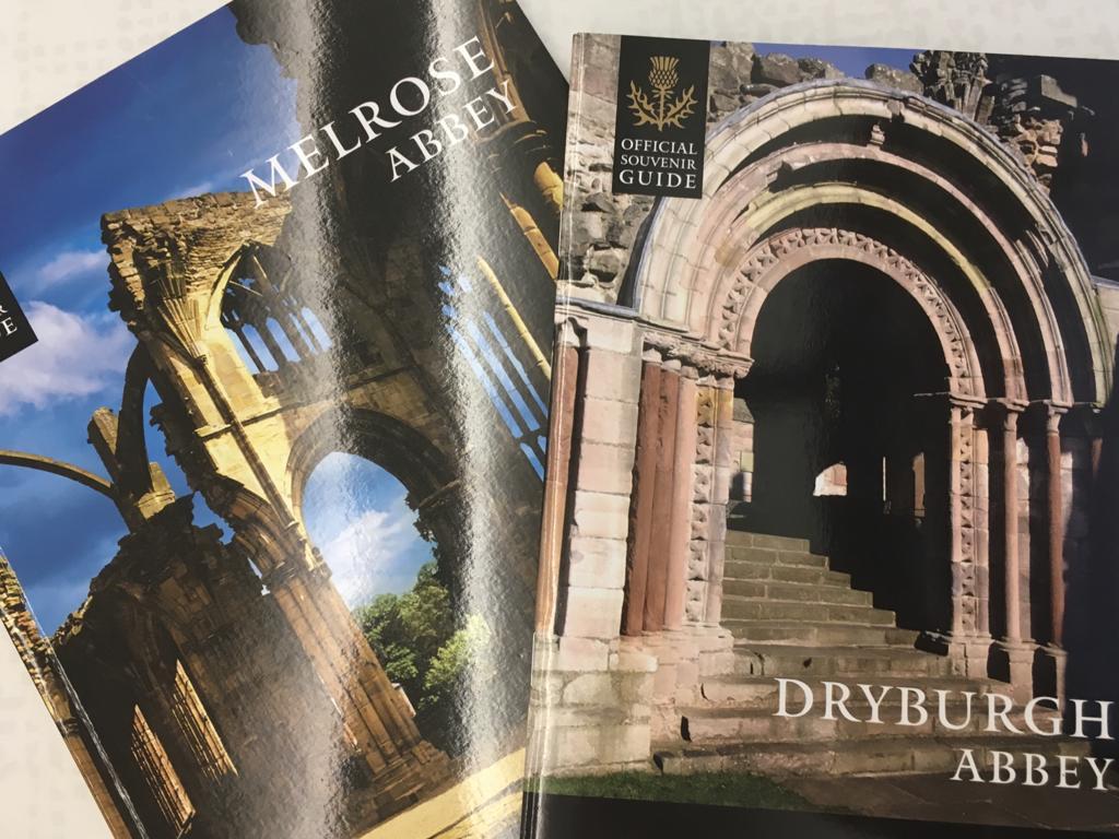 melrose drybrurgh abbey