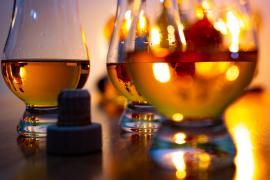 whisky écosse verres