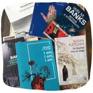 Romans, essais et beaux livres