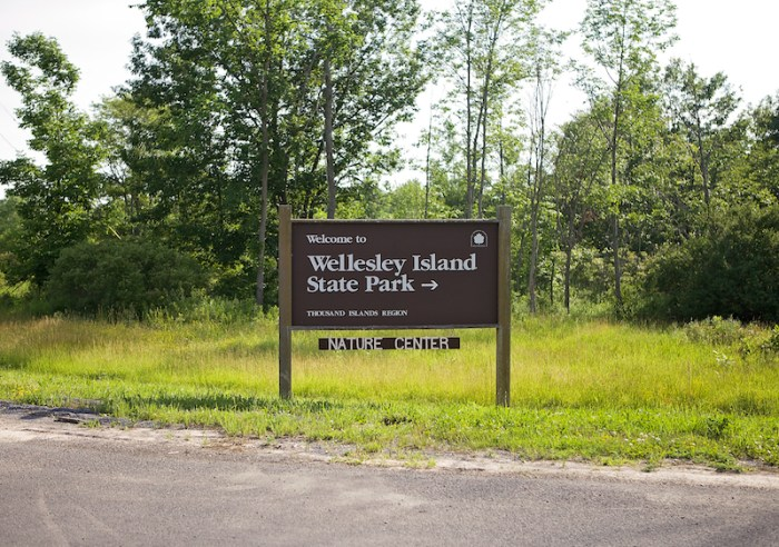 Wellesley Island State Park, NY