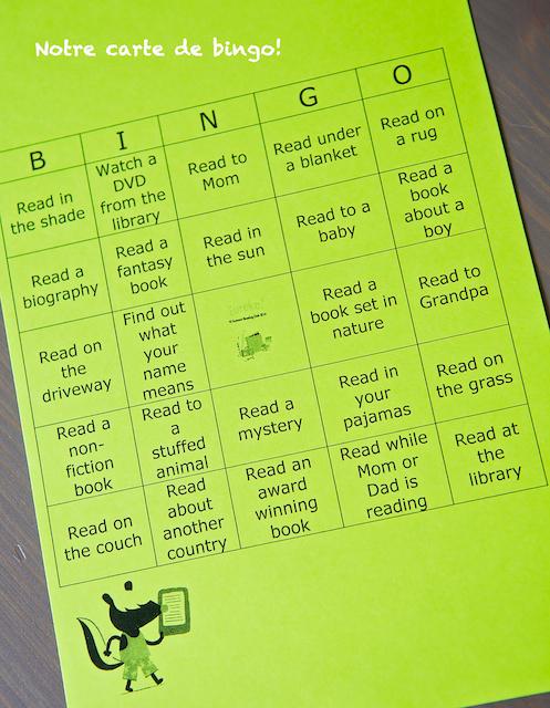 Bingo lecture