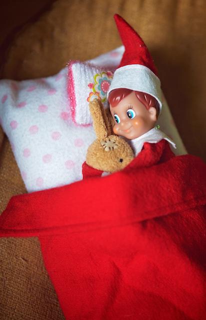 Jingle a besoin de repos lui aussi!